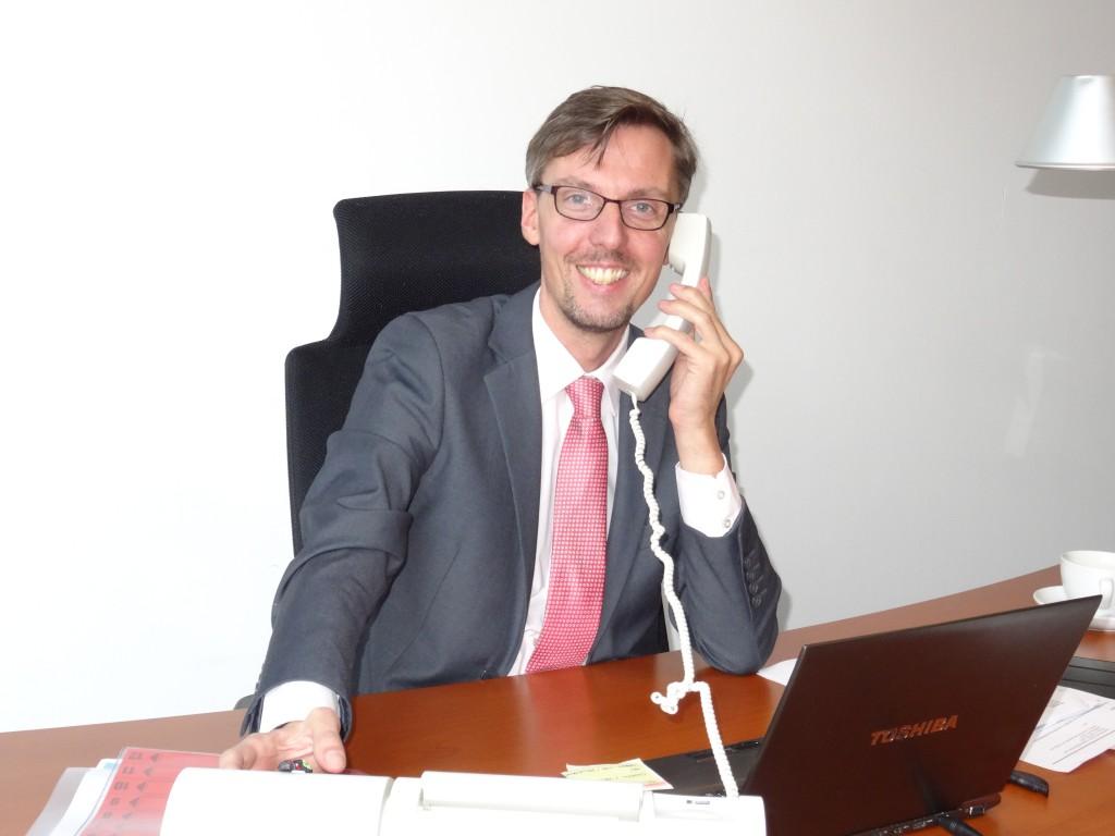 Lars Castellucci Telefon Sprechstunde