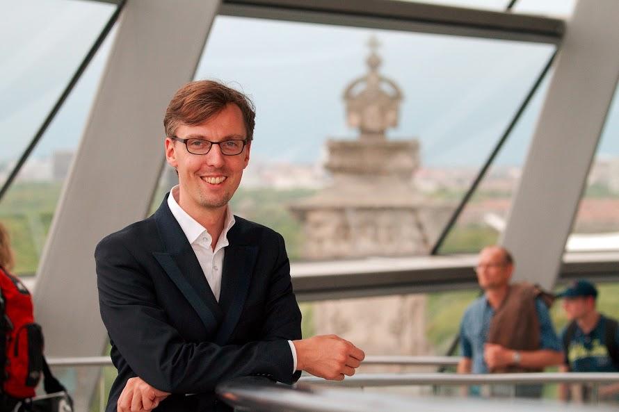 Lars Castellucci Reichstagskuppel Berliner Zeilen